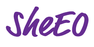 sheEO logo