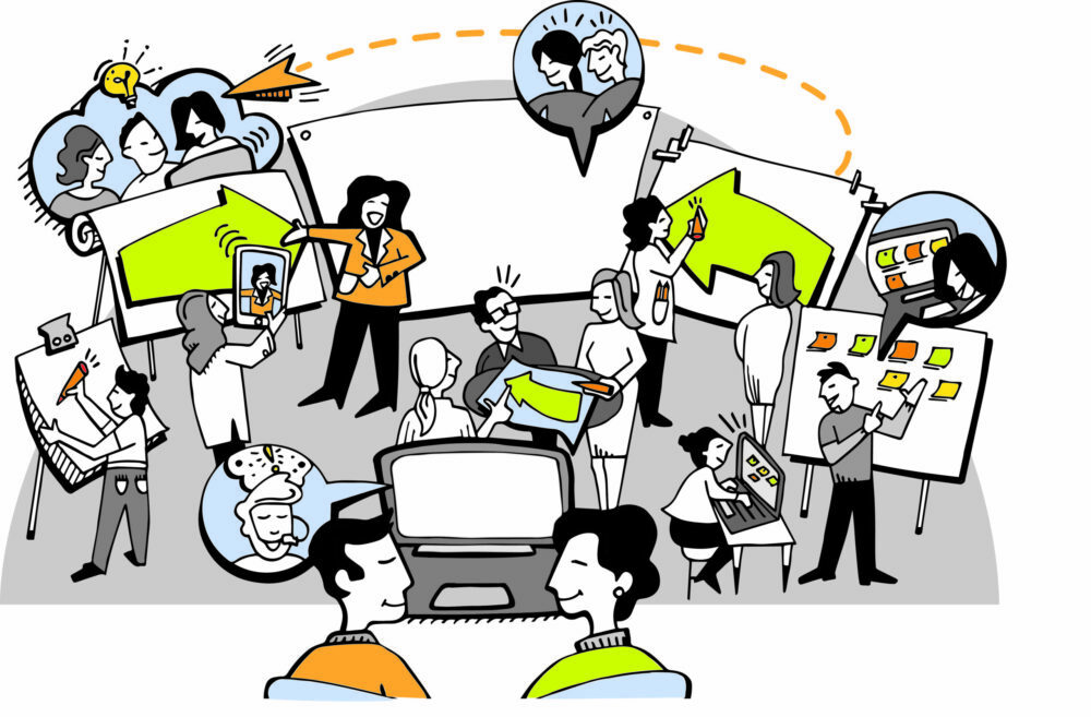 Hybrid Meetings: The Future of Collaboration