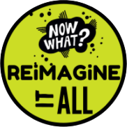 reimage it all badge