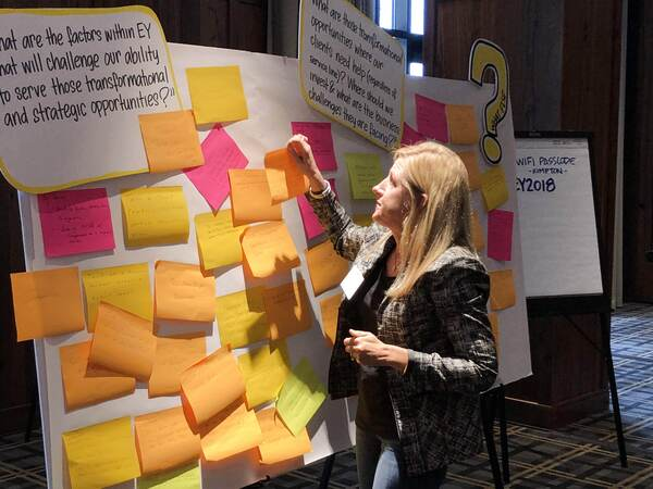 Meetings As Experiences Sticky Notes